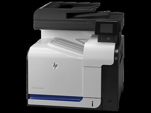 LaserJet Pro M570dn Printer