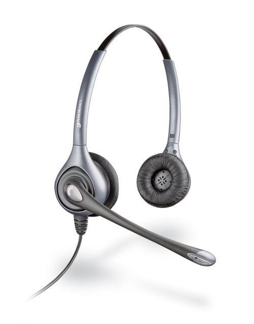 Plantronics Supraplus HW361NA Wideband Headset