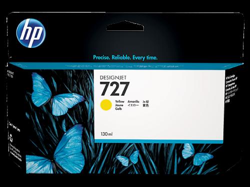 HP B3P21A 727 Yellow Ink 130ml