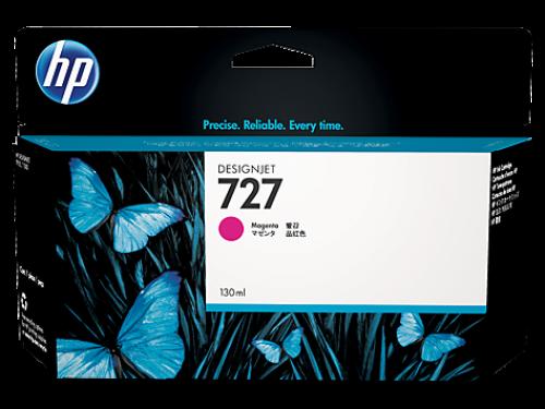 HP B3P20A 727 Magenta Ink 130ml