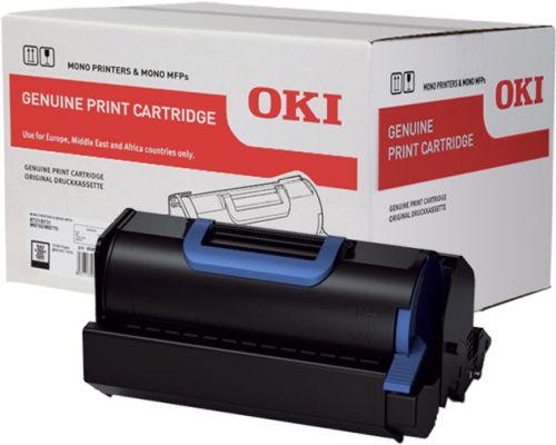 OKI 45488802 Black Toner 18K