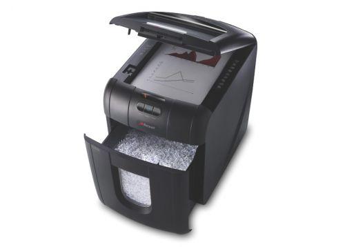Rexel AutoPlus 130M Shredder Micro Cut P-5 Ref 2104100EUA