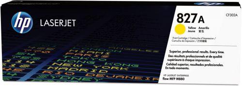 HP CF302A 827A Yellow Toner 32K