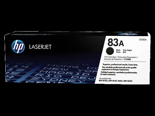 HP CF283A 83A Black Toner 1.5K