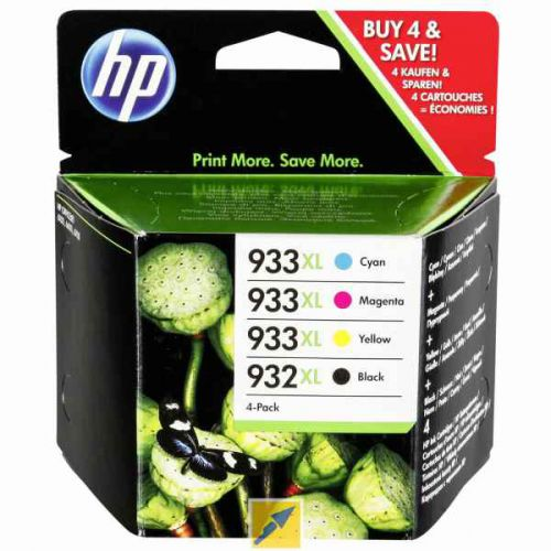HP C2P42AE 932XL 933XL Ink Multipack 22.5ml and 3x 8.5ml
