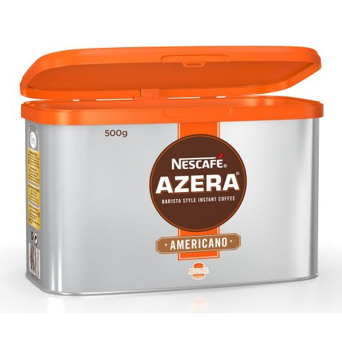 Nescafe Azera Barista Style Instant Coffee Excellent Shelf Life 500g
