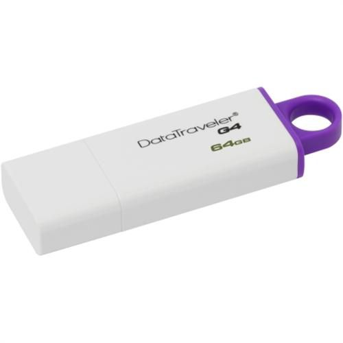 Kingston 64GB DataTraveler G4 USB3.0 Flash Drive