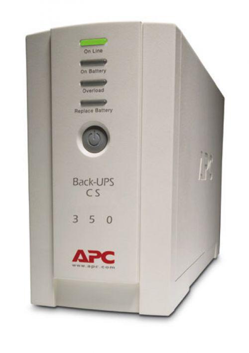 Image for APC BACK UPS CS 350VA