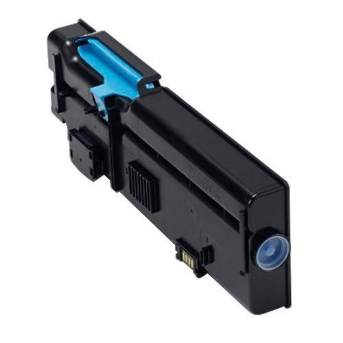 Dell 593BBBN Cyan Toner 1.2K