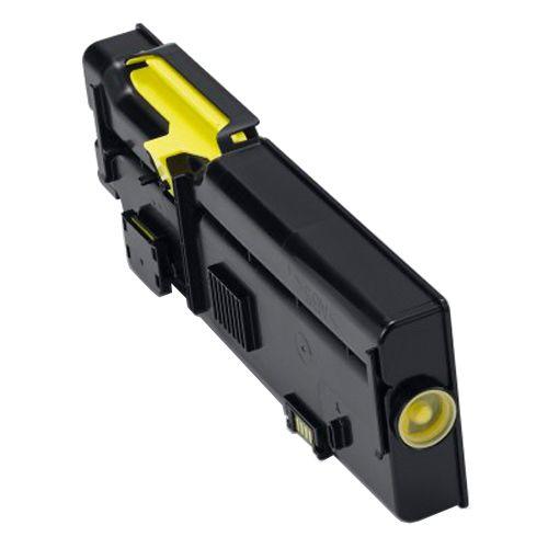 Dell 593BBBO Yellow Toner 1.2K