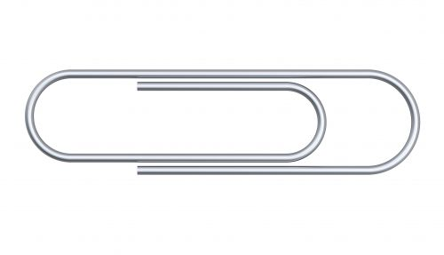 Value Paperclip Small Plain 22mm PK 1000