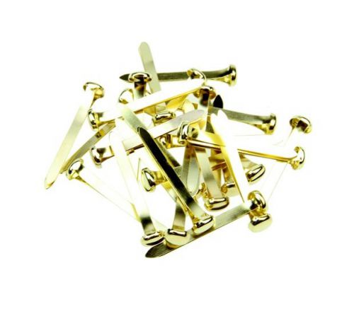 Value Paper Fasteners 25mm PK500