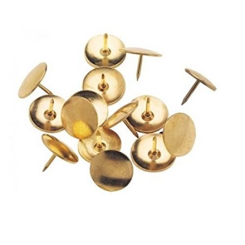 Value Drawing Pins 9.5mm Solid Head PK1500