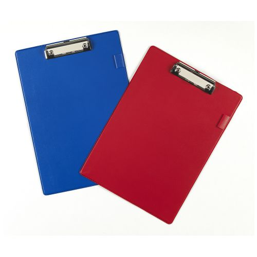Value PVC A4 Clipboard Blue
