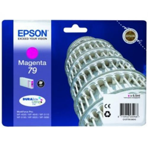 Epson C13T79134010 79 Magenta Ink 6.5ml