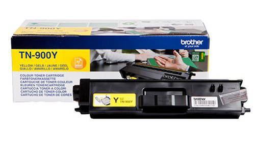 Brother TN900Y Yellow Toner 6K