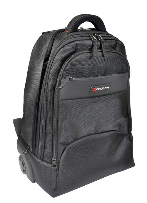 Monolith Motion II Wheeled Laptop Backpack
