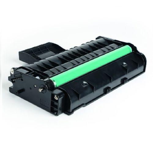 Ricoh 407254 201HE Black Toner 2.6K