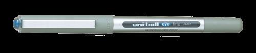 Uni-Ball Eye UB157 Rollerball Med 0.7mm Blue PK2