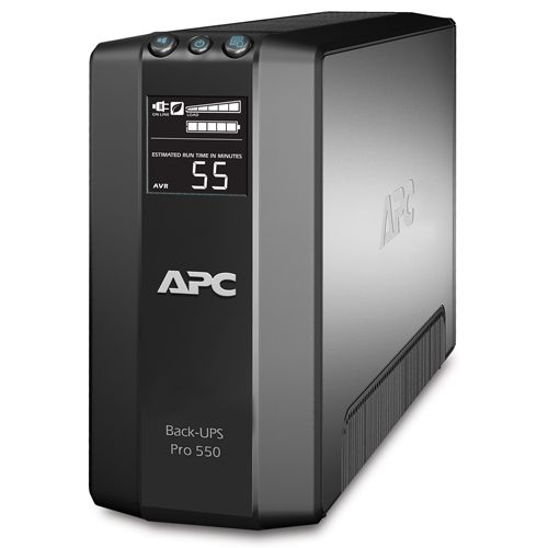 Image for APC UPS RS LCD 550 Master Control