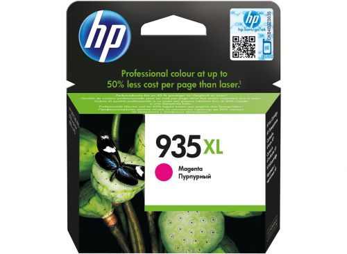 HP C2P25AE 935XL Magenta Ink 10ml