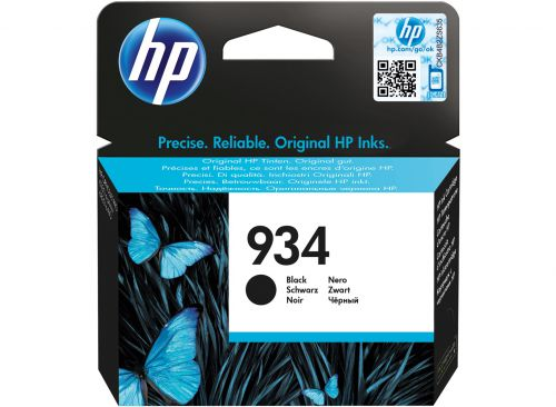 HP C2P19AE 934 Black Ink 9ml