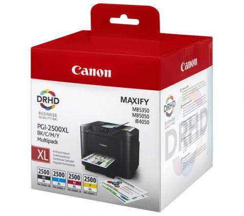Canon 9254B004 PGI2500XL CKMY Ink 70ml 3x3ml Multipack