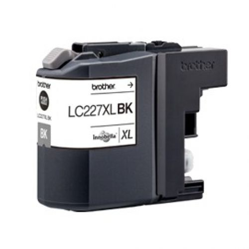 Brother LC227XLBK Black Ink 25ml
