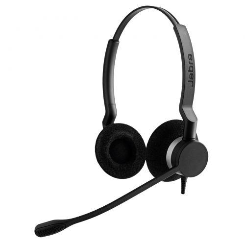 Jabra BIZ 2300 QD Duo Binaural Headset