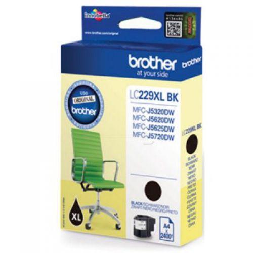 Brother LC229XLBK Black Ink 48ml