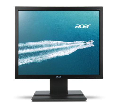 Acer V6 V176LBMD 17In Black HD Ready