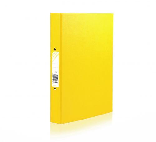 Image for Centurion Classic Ring Binder 2-OR 25mm A4 Yellow PK10