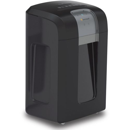 Bonsaii 3S30 Cross Cut Shredder 30L Black