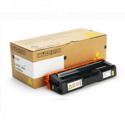 Ricoh 407719 C252E Yellow Toner 6K