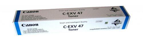 Canon 8517B002 EXV47 Cyan Toner 21.5K