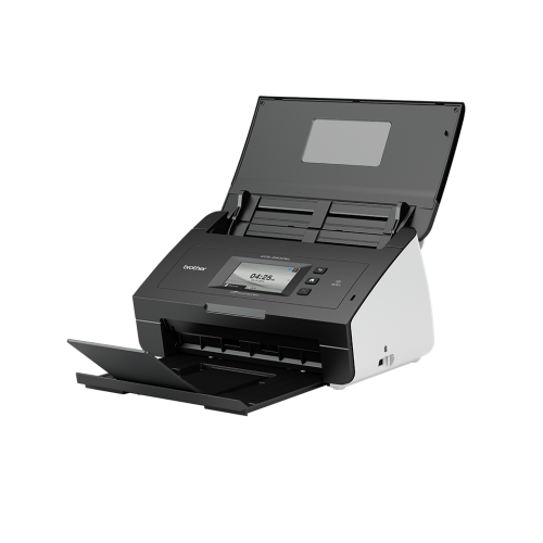 Image for Brother ADS2600WE A4 Desktop Scanner