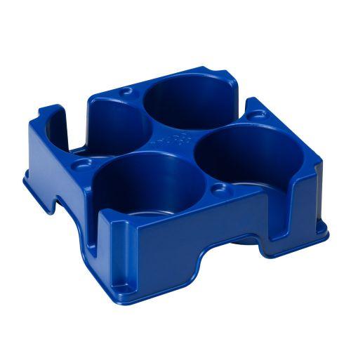 Muggi 4 Mug Holder Tray Blue
