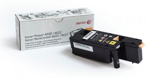 Xerox 106R02758 Yellow Toner 1K