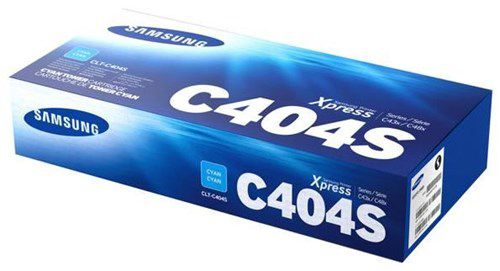 Samsung CLT C404S Cyan Toner 1K