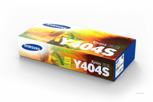 Samsung CLT Y404S Yellow Toner 1K