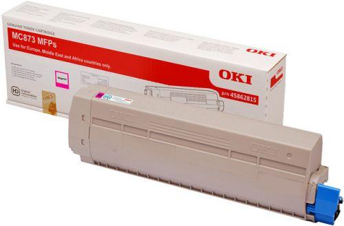 OKI 45862815 Magenta Toner 10K