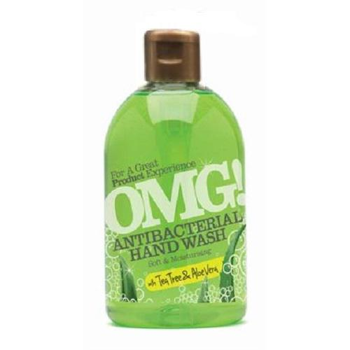 OMG Anti Bacterial Handwash Aloe Vera 500ml