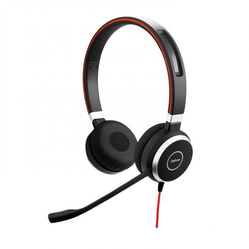 Jabra Evolve 40 UC Duo PC Headset