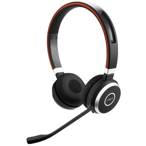 Jabra Evolve 65 UC Stereo Noise Cancelling Headset