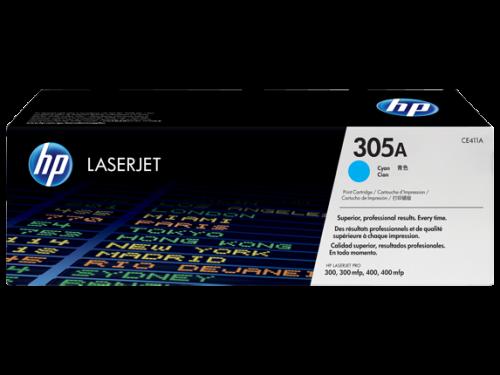 HP CF411A 410A Cyan Toner 2.3K