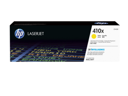 HP CF412X 410X Yellow Toner 5K