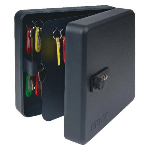 Image for Helix 50 Key Combination Key Safe 520511