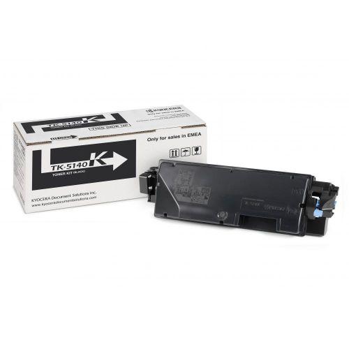 Kyocera 1T02NR0NL0 TK5140K Black Toner 7K