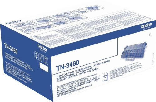 Brother TN3430 Black Toner 3K