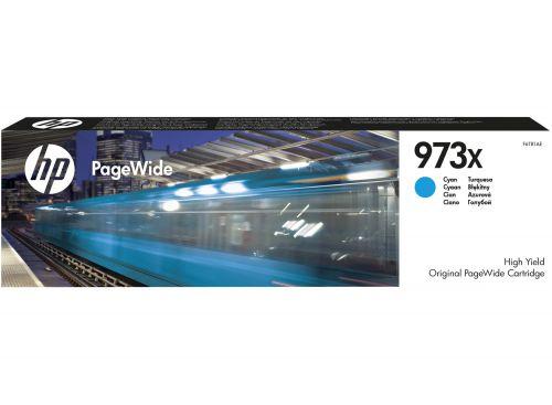 HP F6T81AE 973X Cyan 86ml